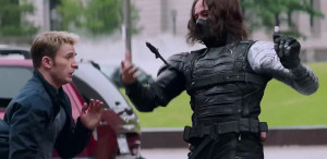 Первый мститель: Другая война, (Captain America: The Winter Soldier), 2014